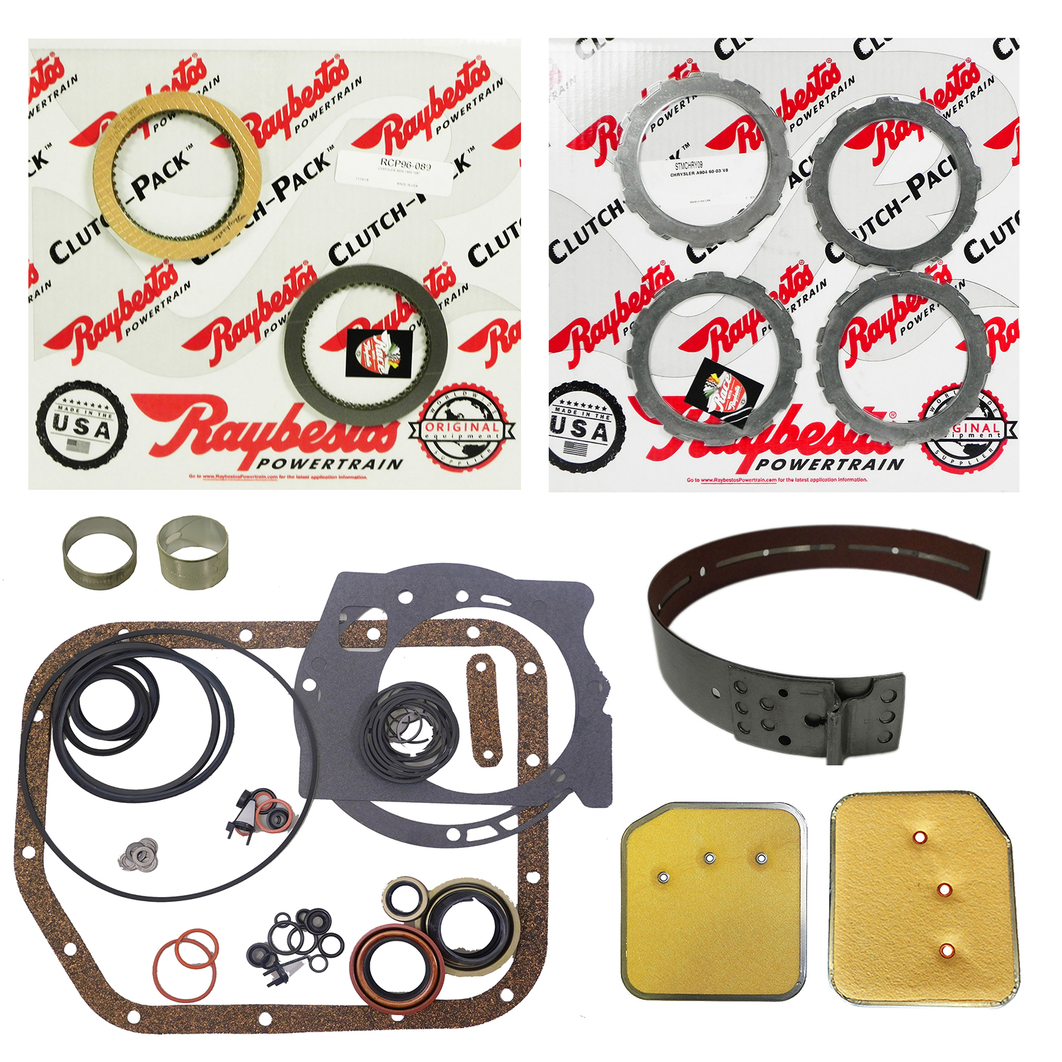A904 Super Rebuild Kit