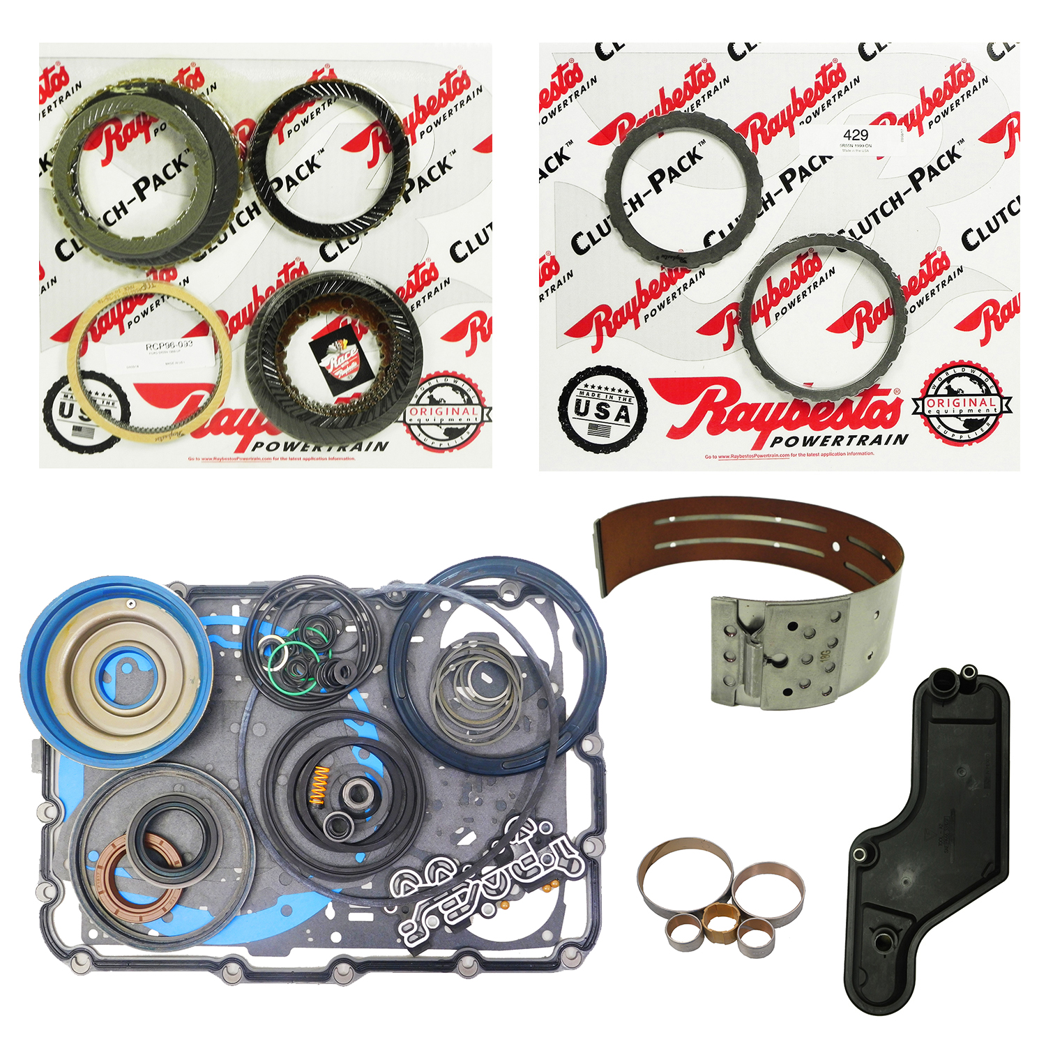AZ16008AP | 1999-ON Super Rebuild Kit
