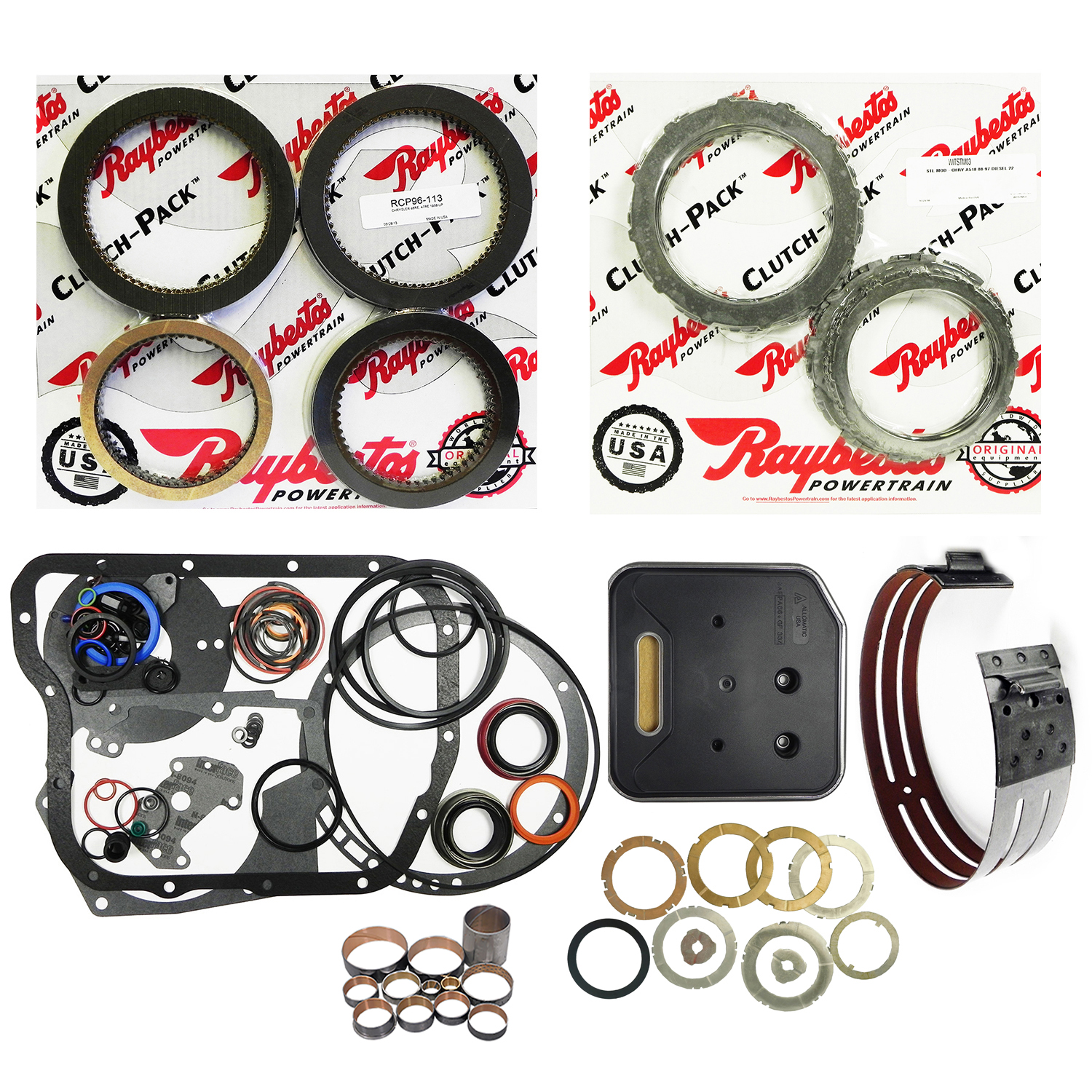 A518/A618  Super Rebuild Kit