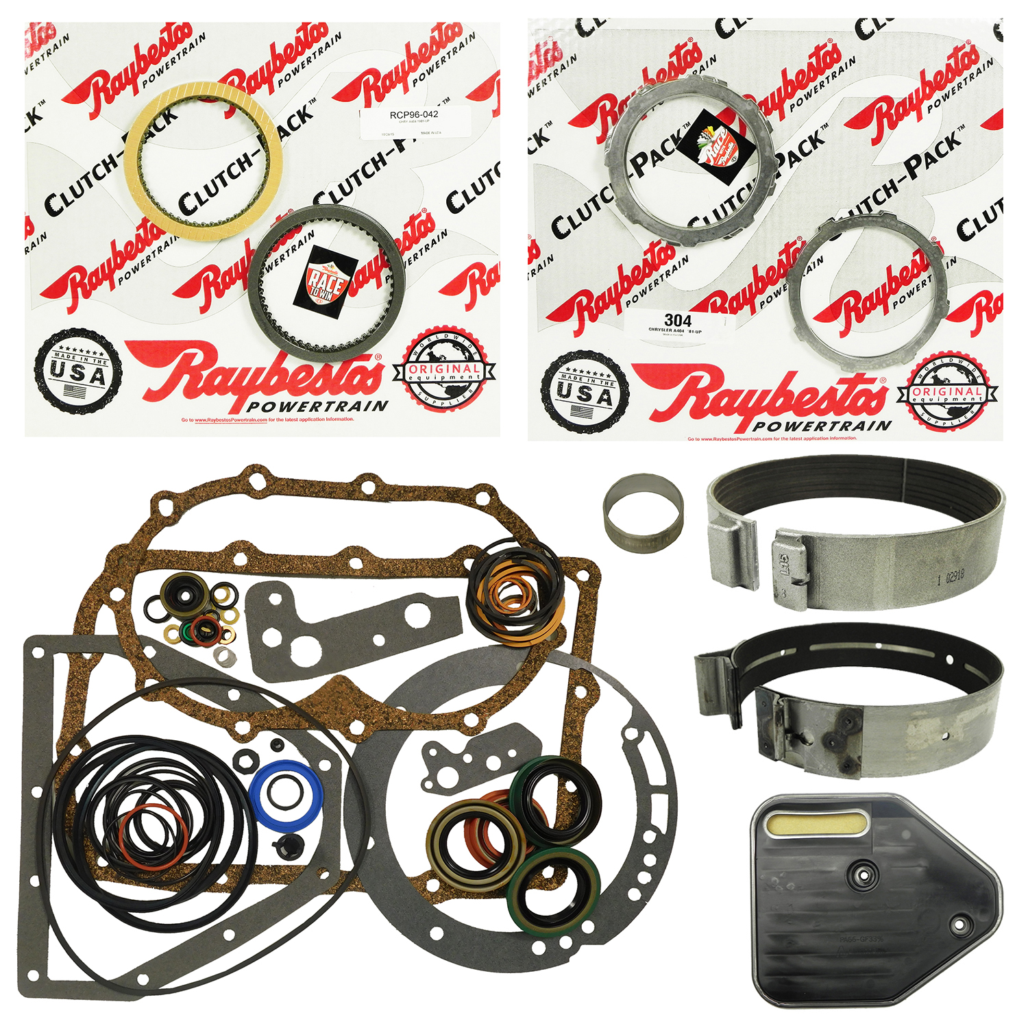 A413/470/670 Super Rebuild Kit