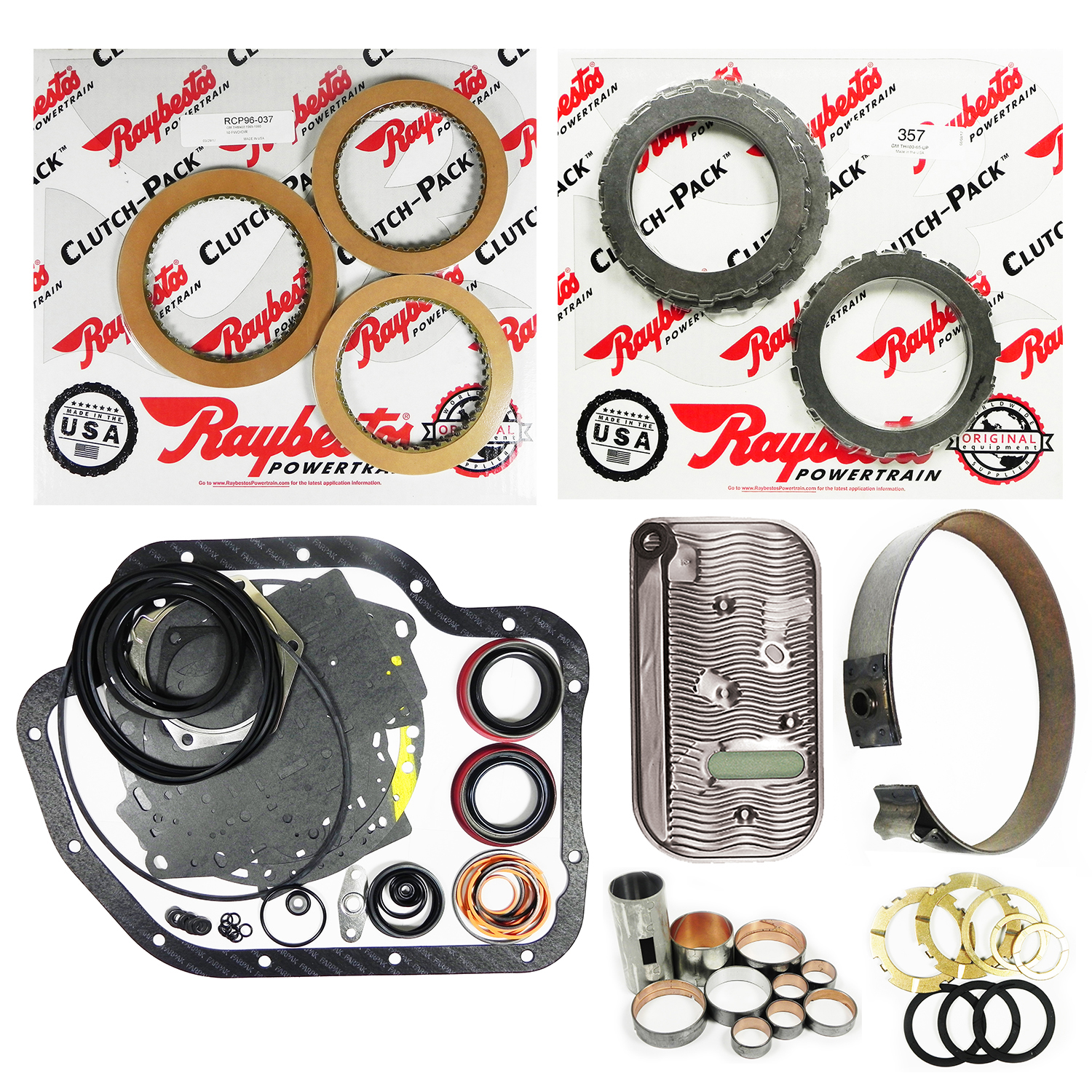 TH400 Super Rebuild Kit