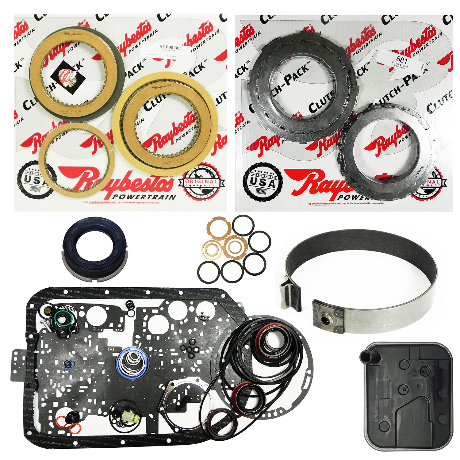 4L80E Super Rebuild Kit