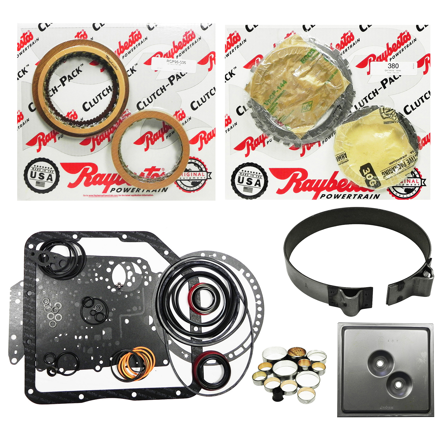 TH350 Super Rebuild Kit