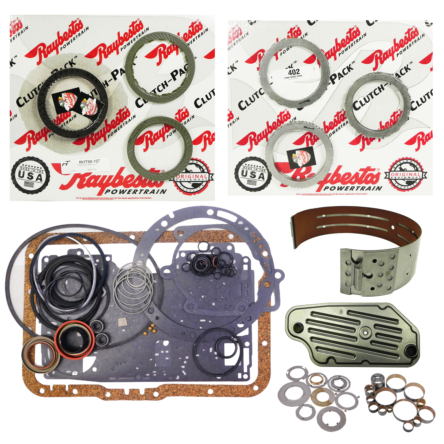 AZ56008L | 1997-ON Super Rebuild Kit