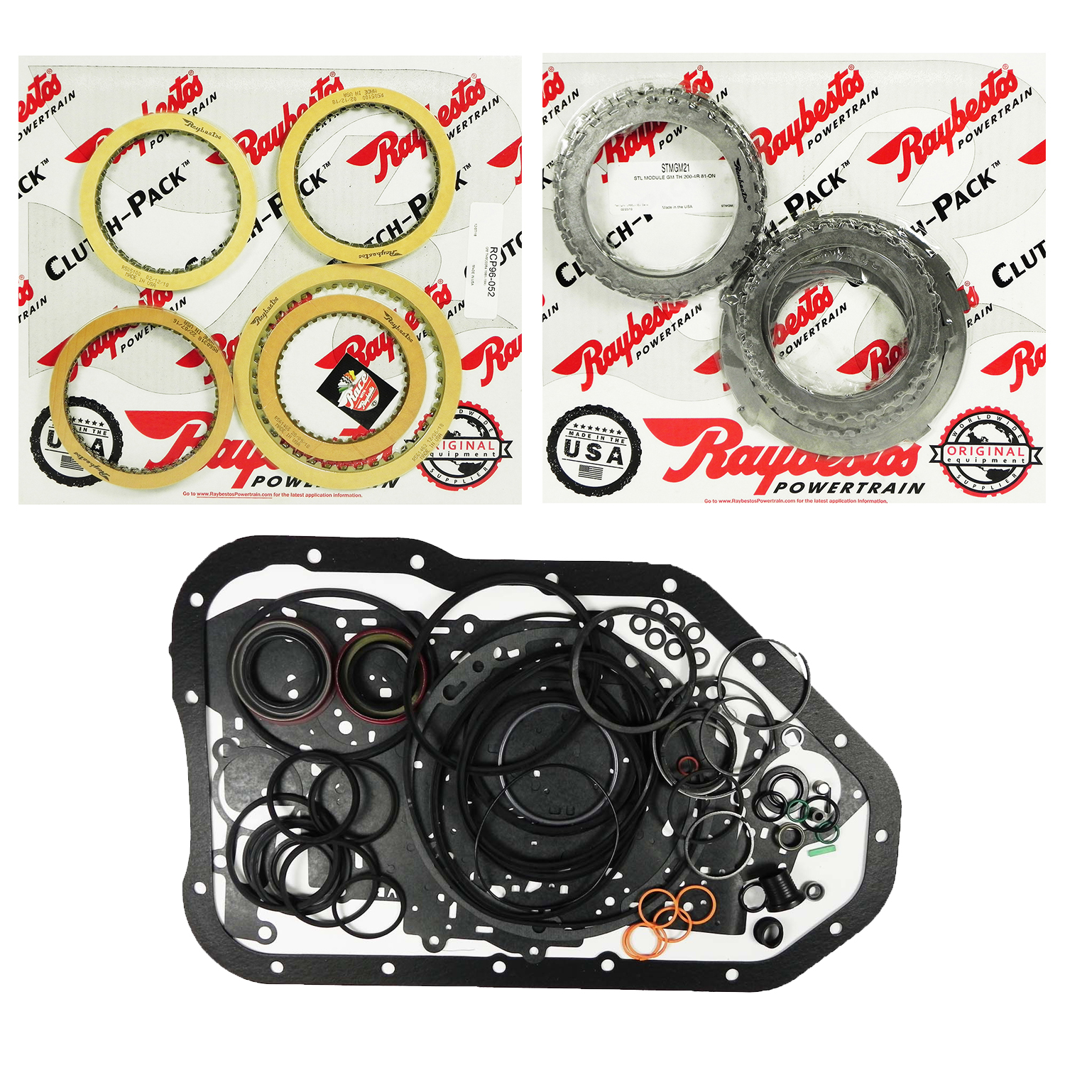 TH200-4R Master Rebuild Kit