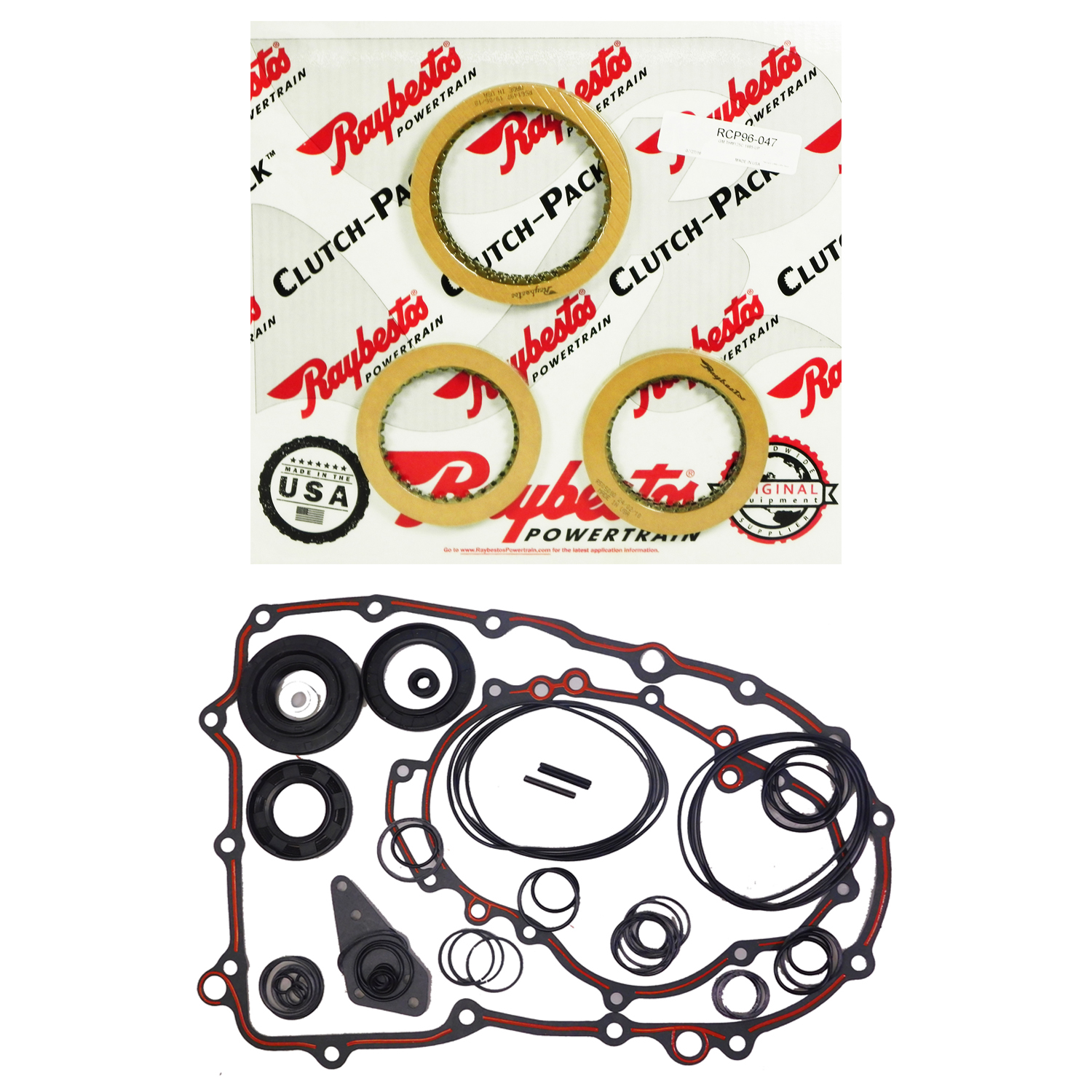AZ60004B | L1984-ON Master Rebuild Kit