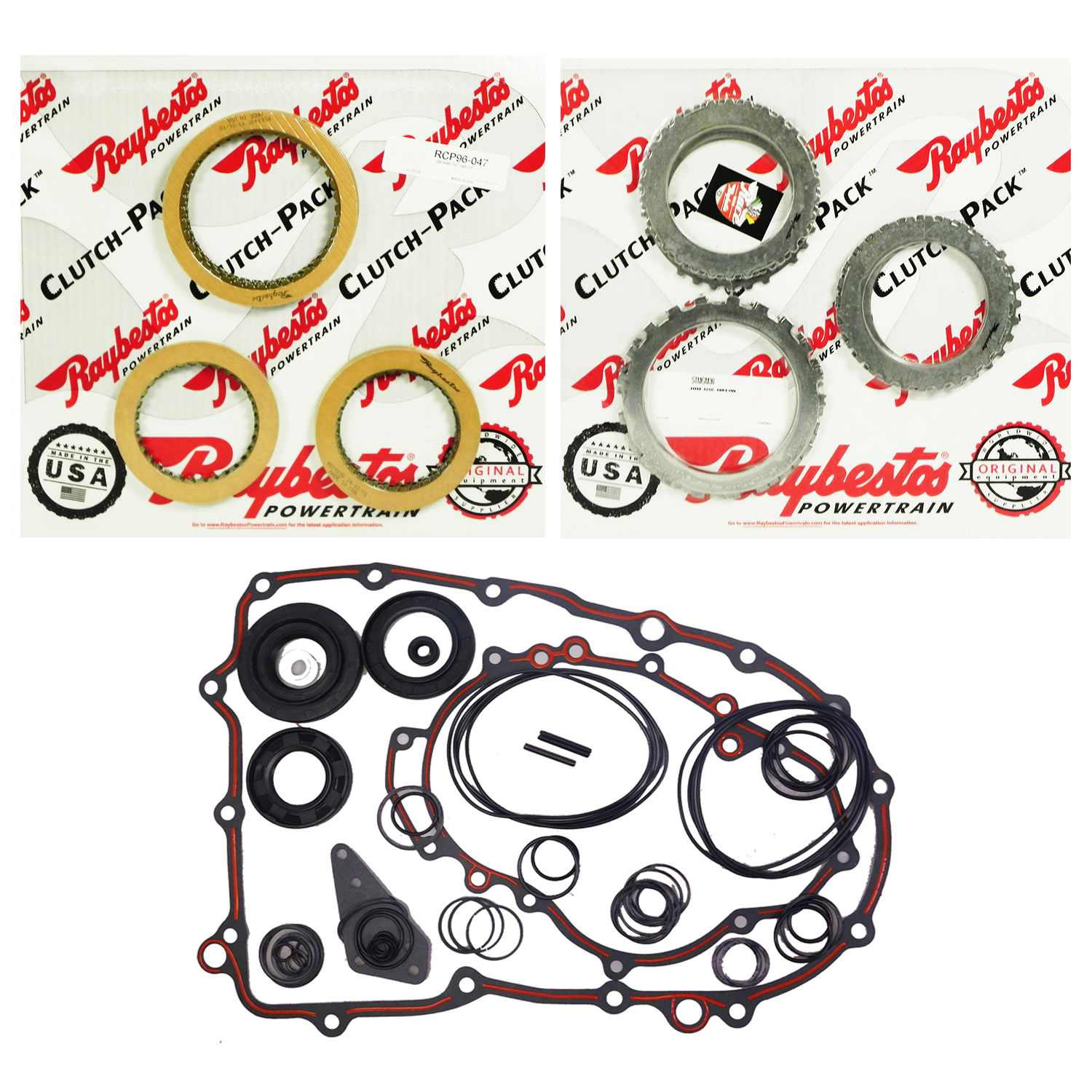 TH125C Master Rebuild Kit