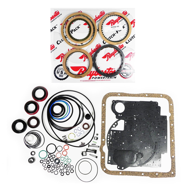 4L65E Master Rebuild Kit
