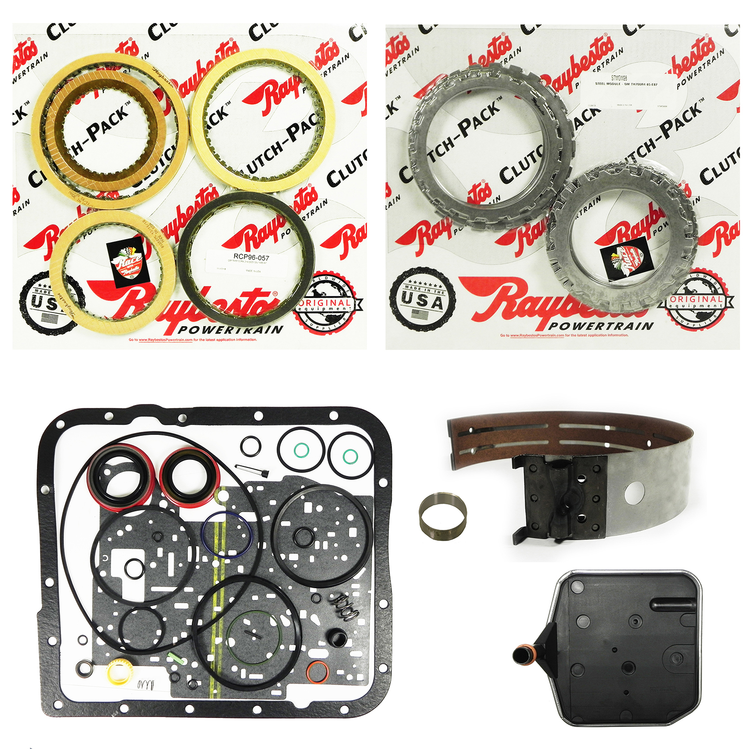 700R4 Super Rebuild Kit
