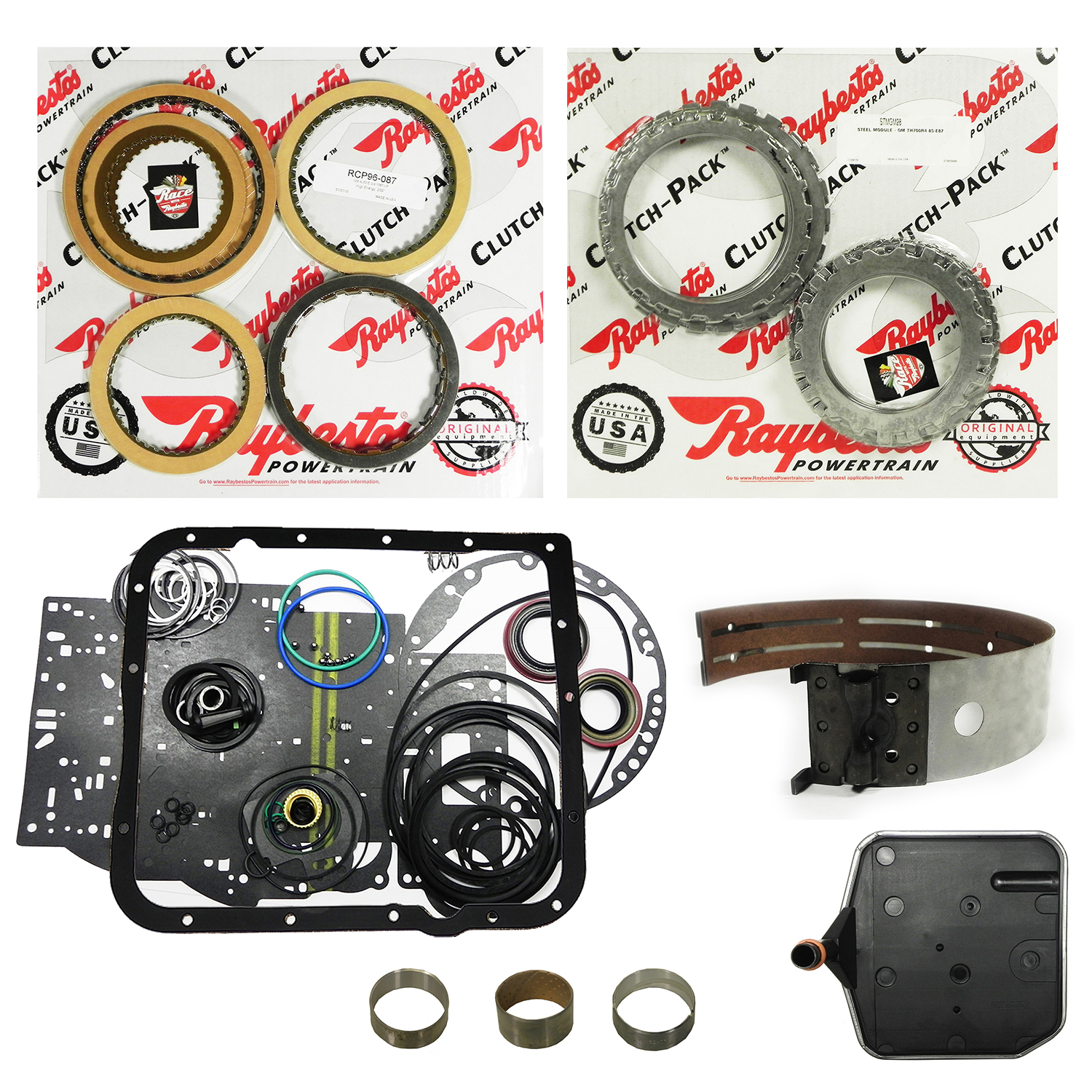 700R4/4L60 Super Rebuild Kit