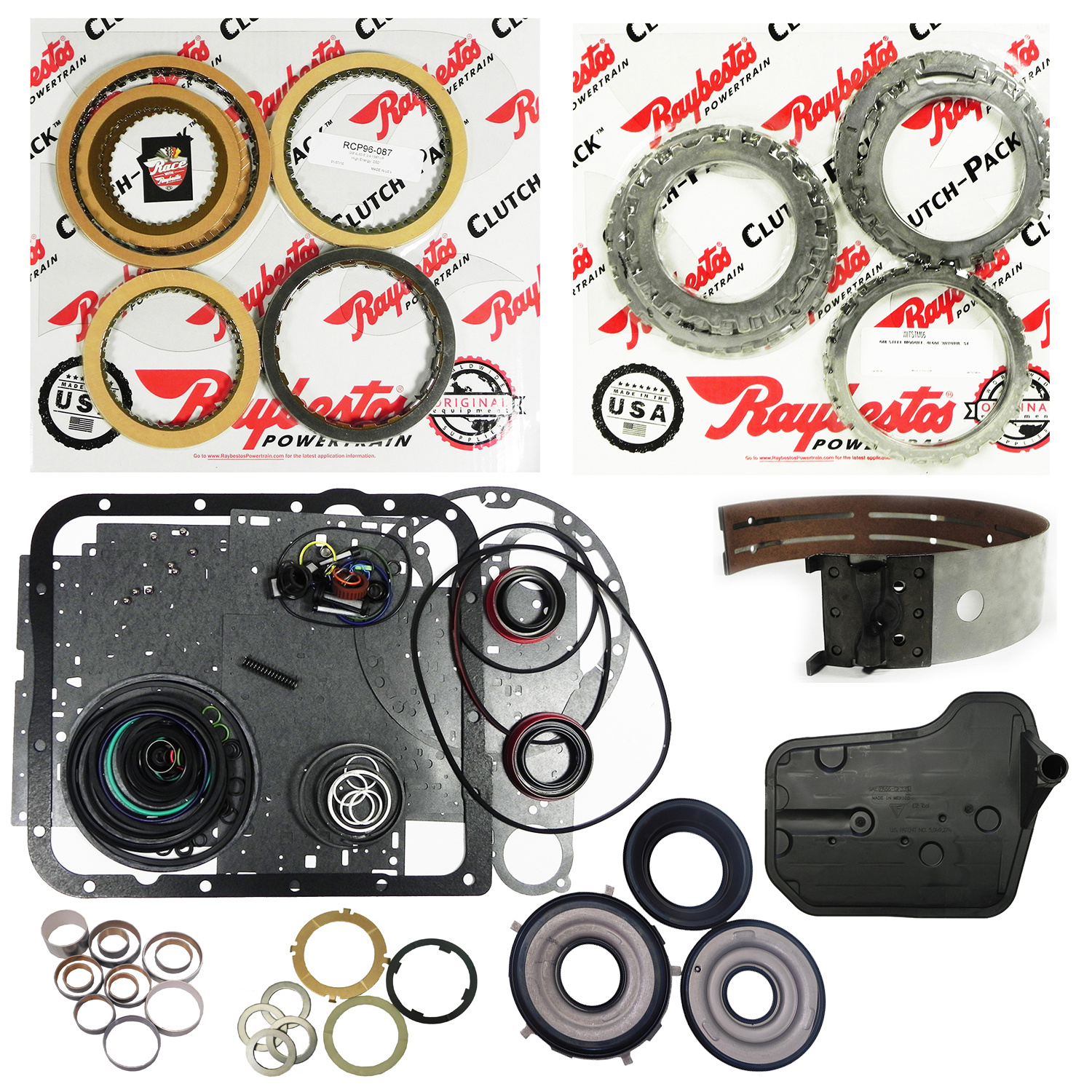 4L60E Super Rebuild Kit