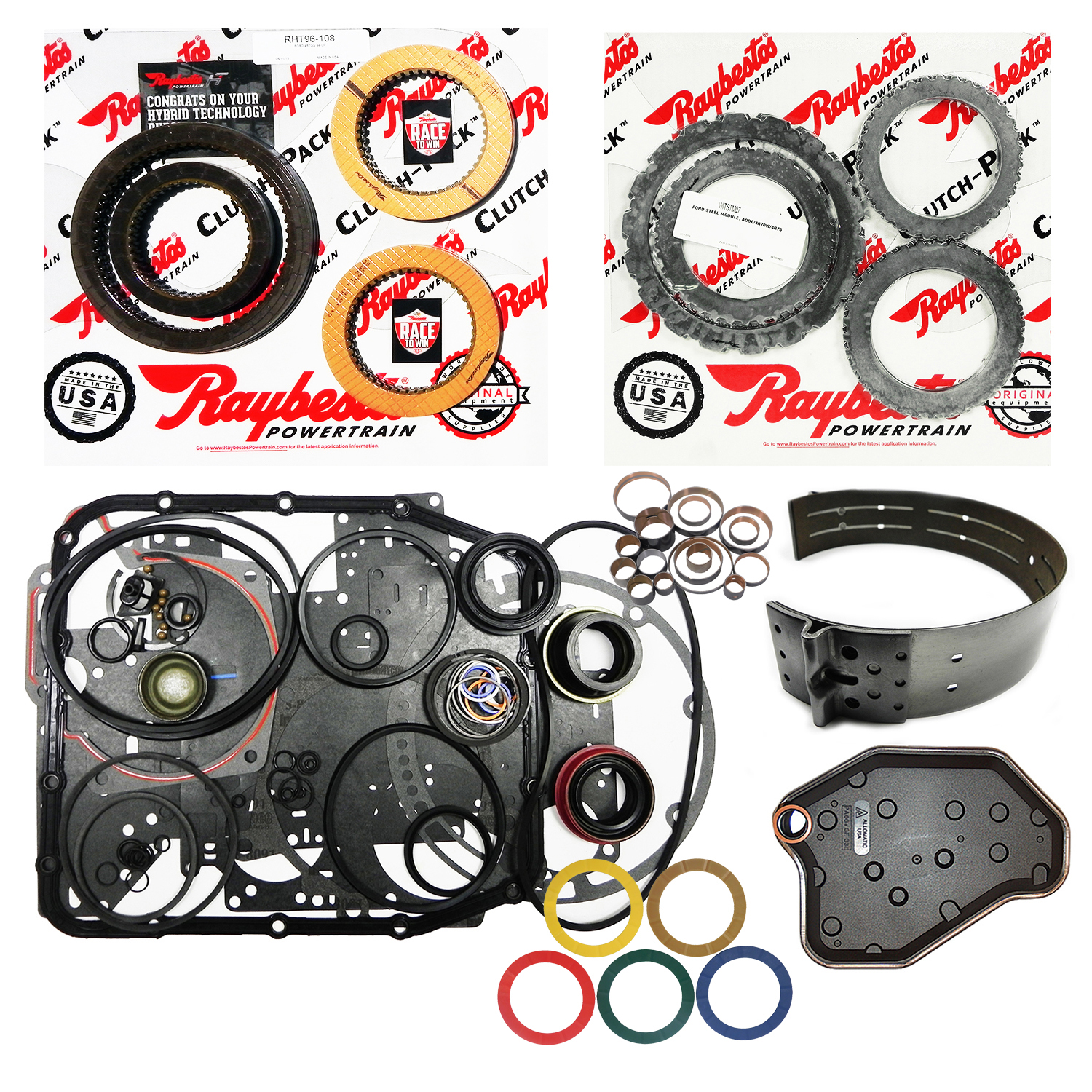 4R70W Super Rebuild Kit