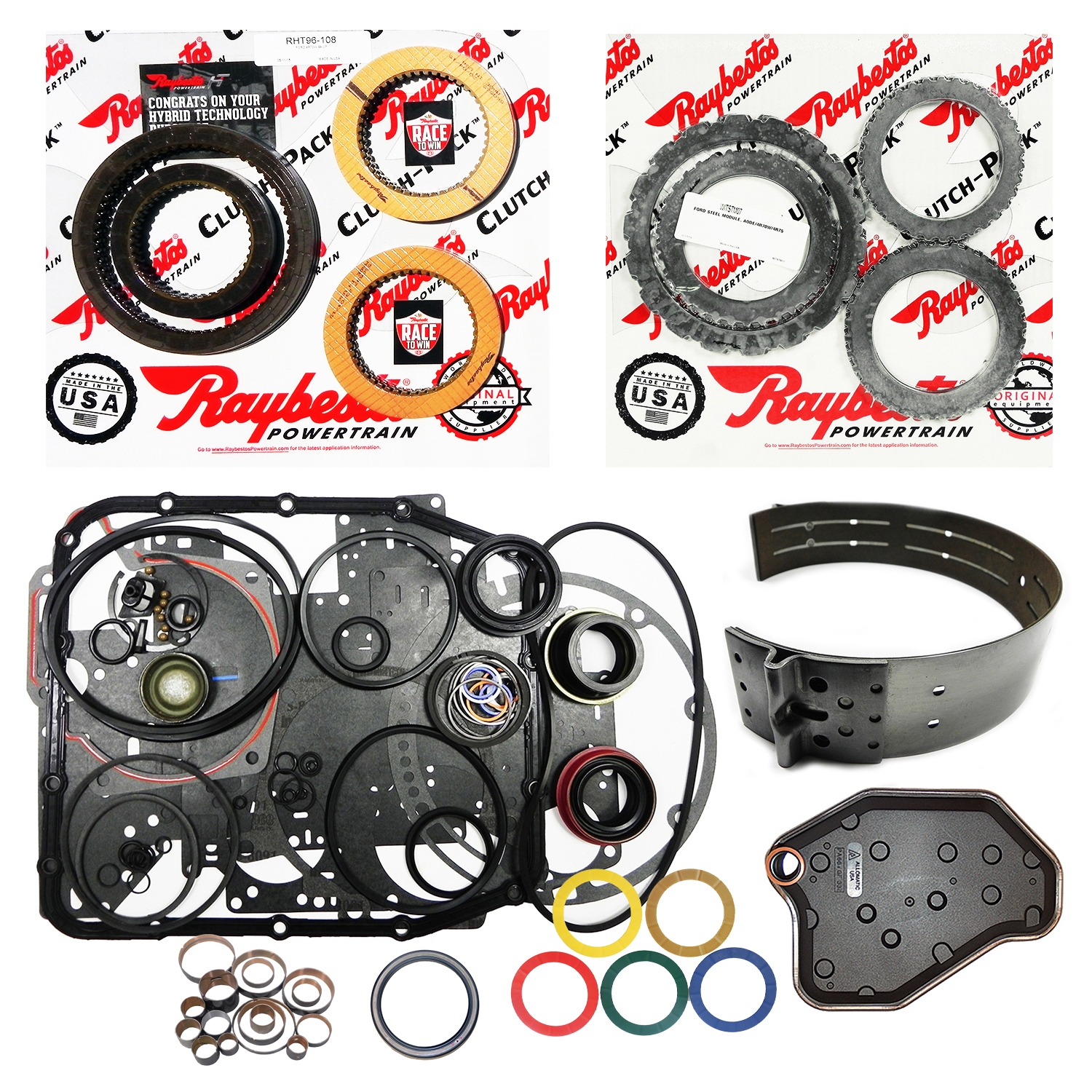 4R75W/4R70E/4R75E Super Rebuild Kit