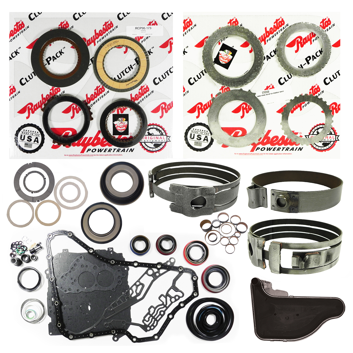4T65E Super Rebuild Kit