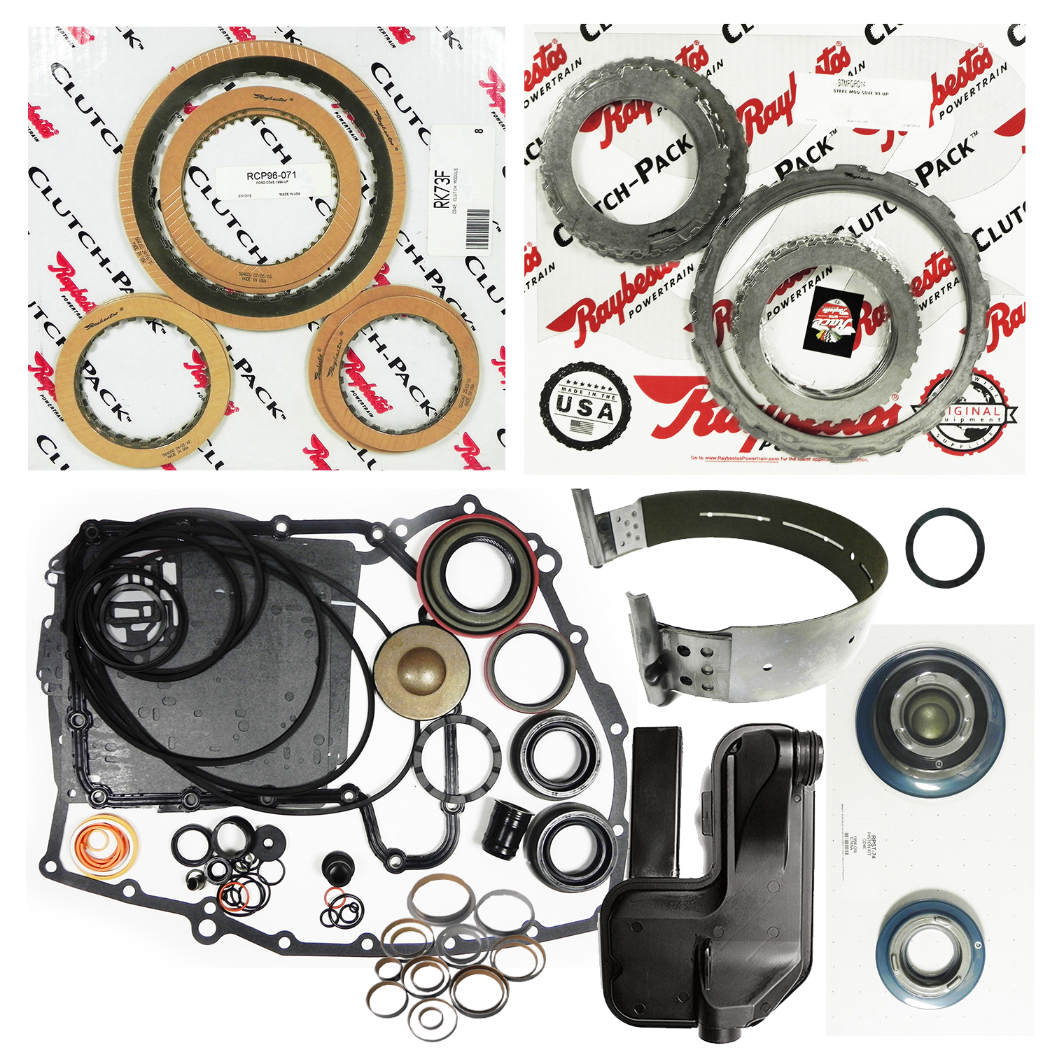 CD4E Super Rebuild Kit