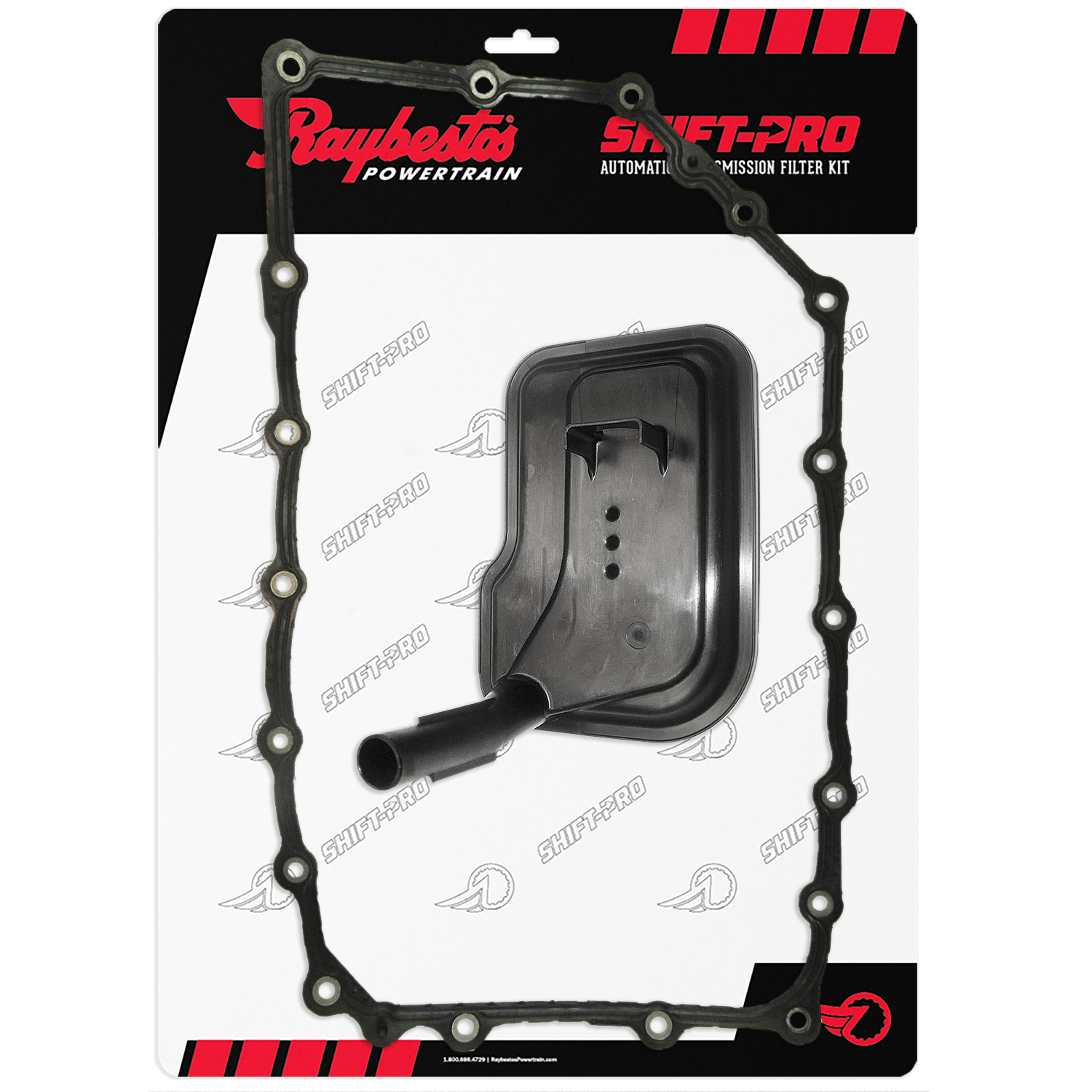 6L80 (2WD & 4WD) Transmission Filter Kit
