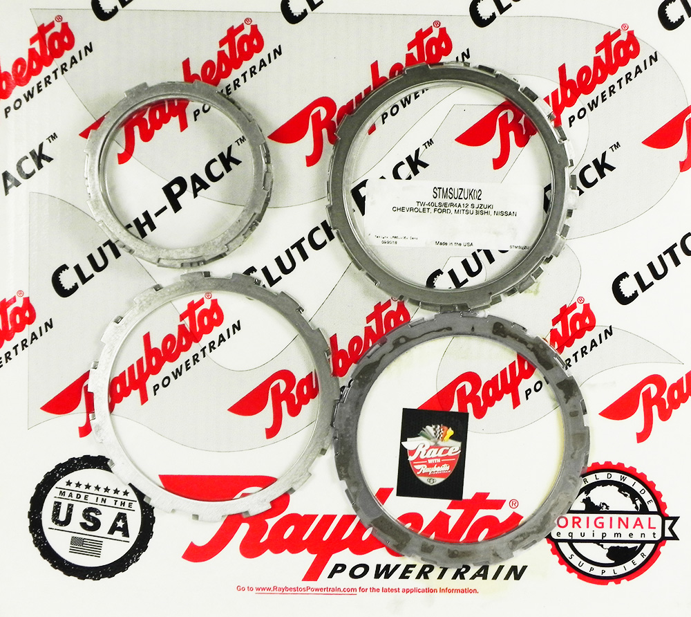 TW-40LS/E/R4A12 Steel Clutch Pack
