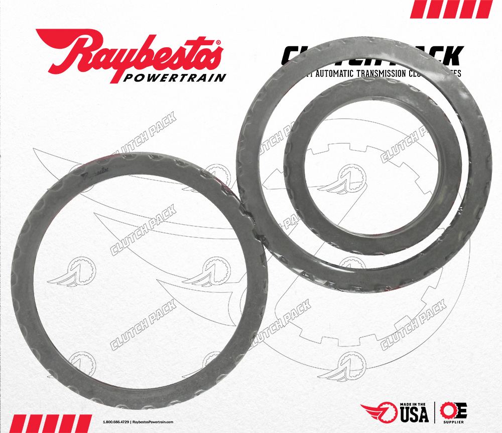 6R100 Steel Clutch Pack