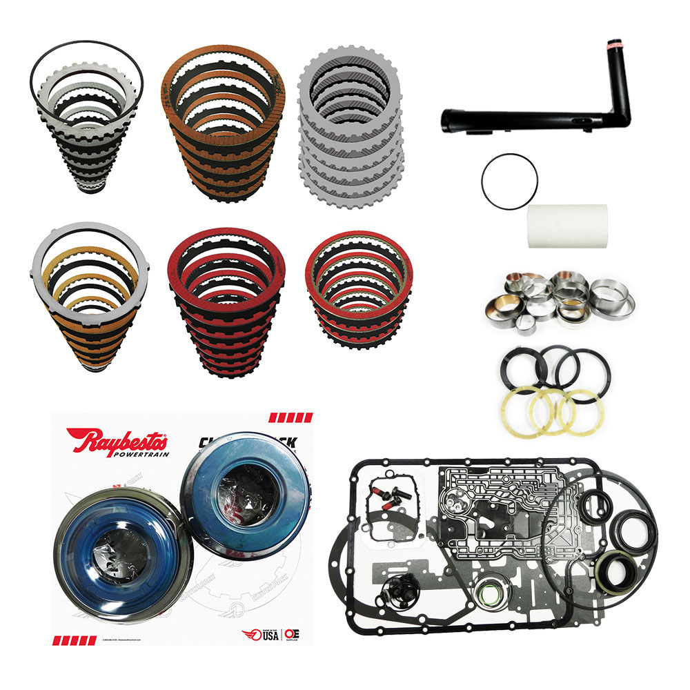 5R110W Transmission Torqkit Performance Rebuild Kit 05-07