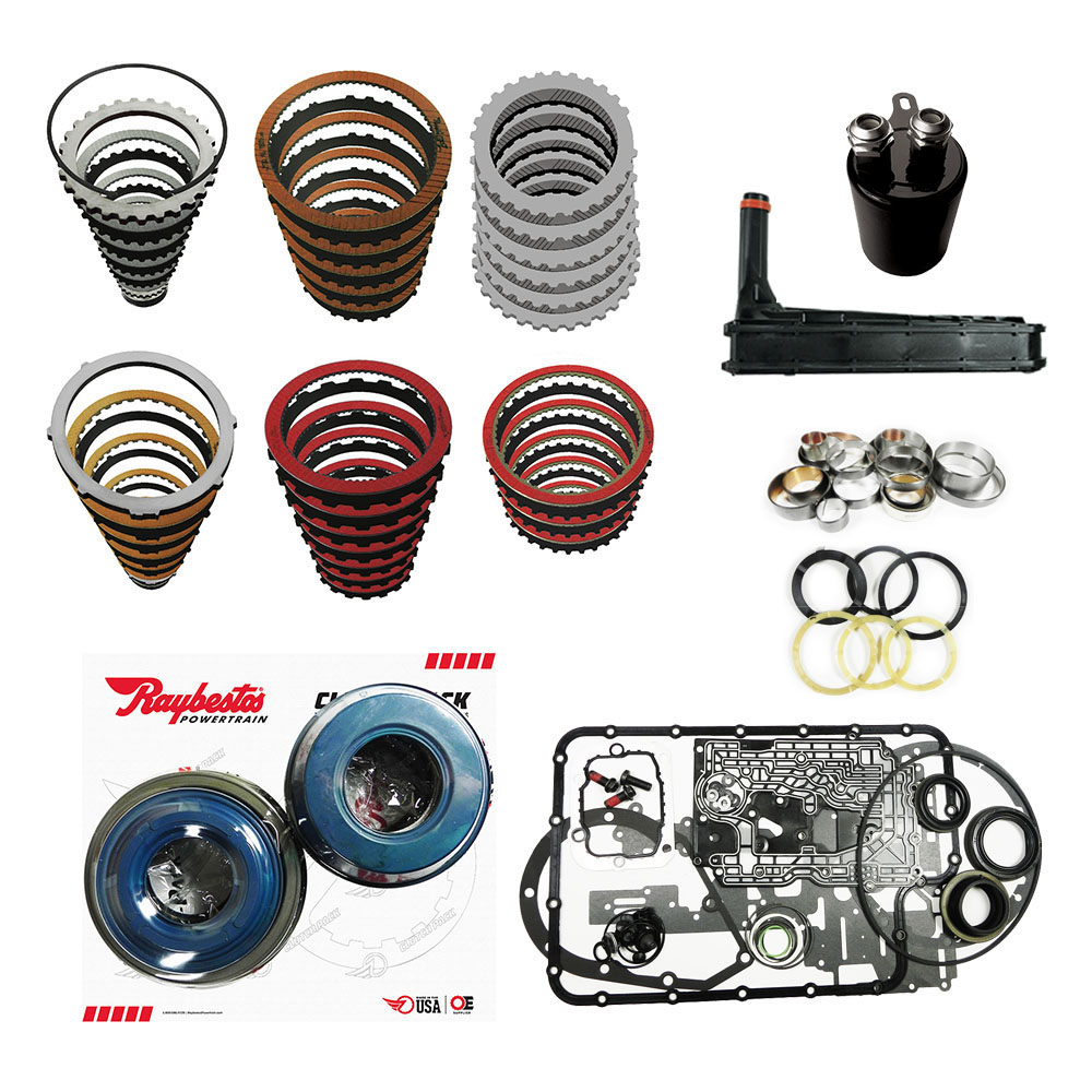 5R110W Transmission Torqkit Performance Rebuild Kit 08-ON