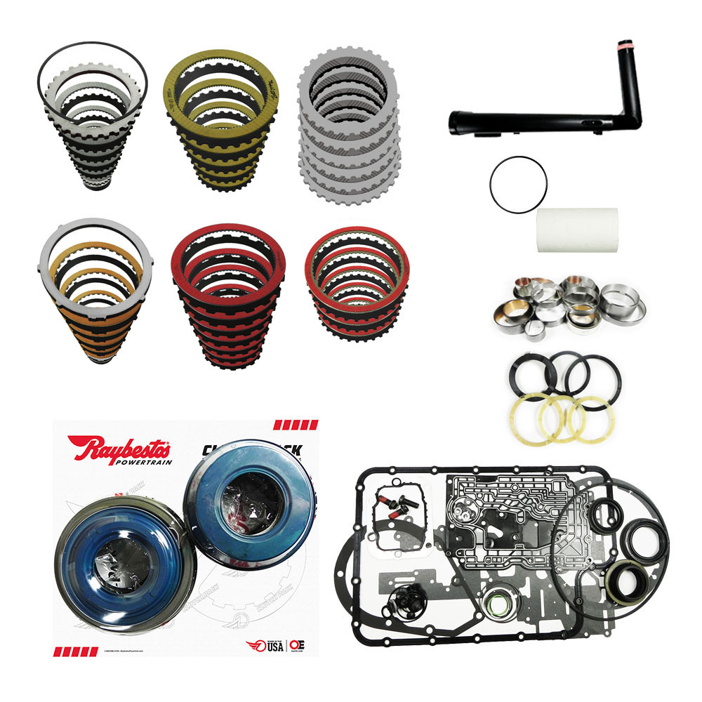 5R110W Transmission Torqkit Performance Rebuild Kit 03-04