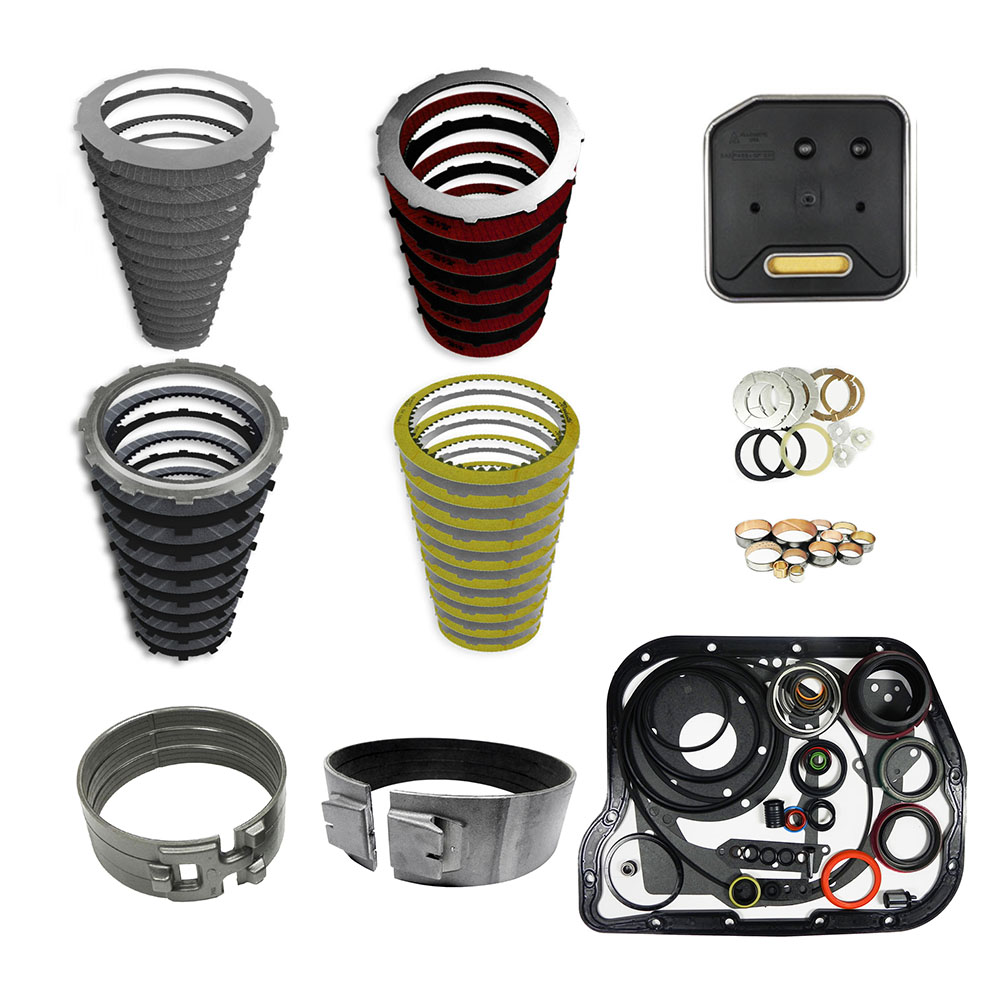 48RE Transmission Torqkit Performance Rebuild Kit