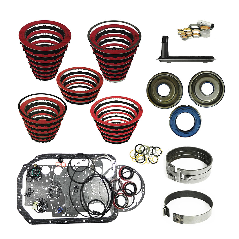 4L80E Transmission MaxPak Performance Rebuild Kit 97-ON