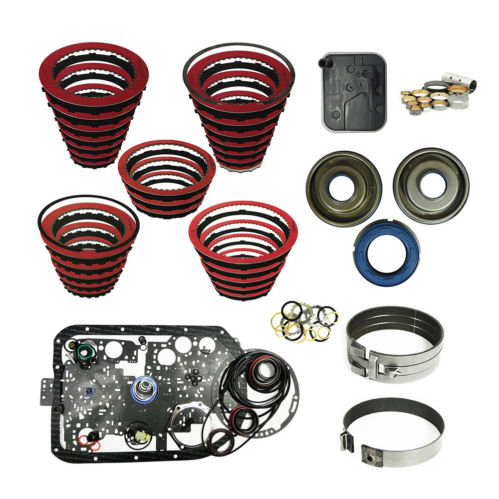 4L80E Transmission MaxPak Performance Rebuild Kit 91-96