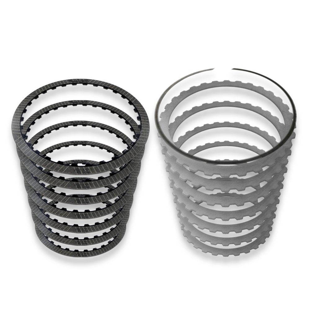 7 GPZ, 6 .069 Steel, 1 Snap Ring
