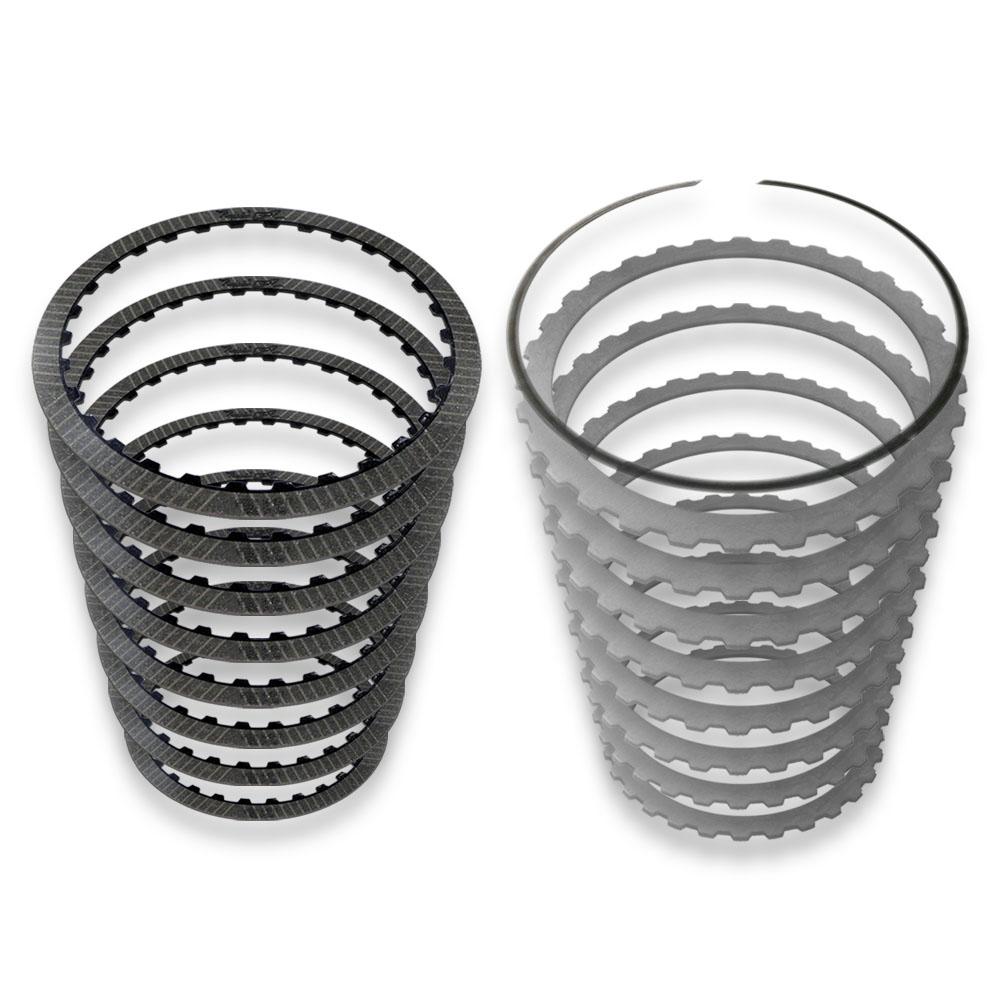 8 GPZ, 7 .069 Steel, 1 .084 Steel, 1 Snap Ring