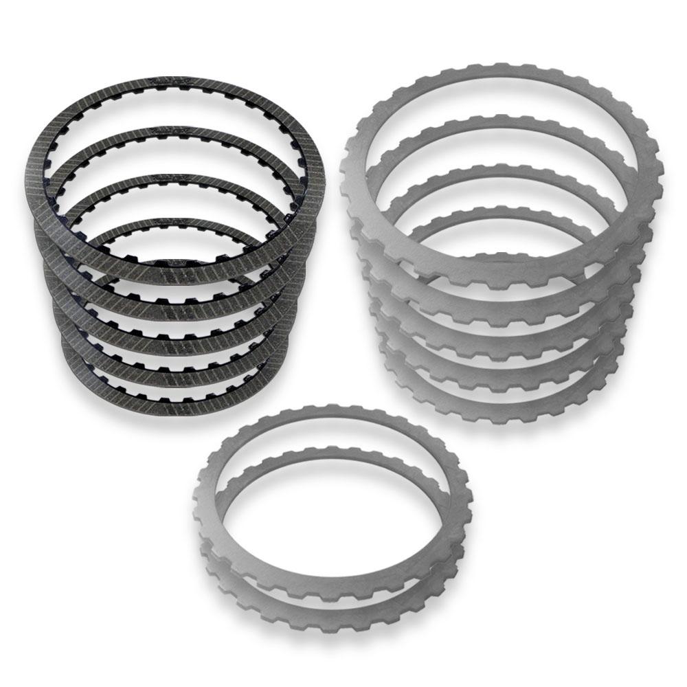 5 GPZ, 3 .069 Steel, 2 .084 Steel, 2 Selective .084 Steel