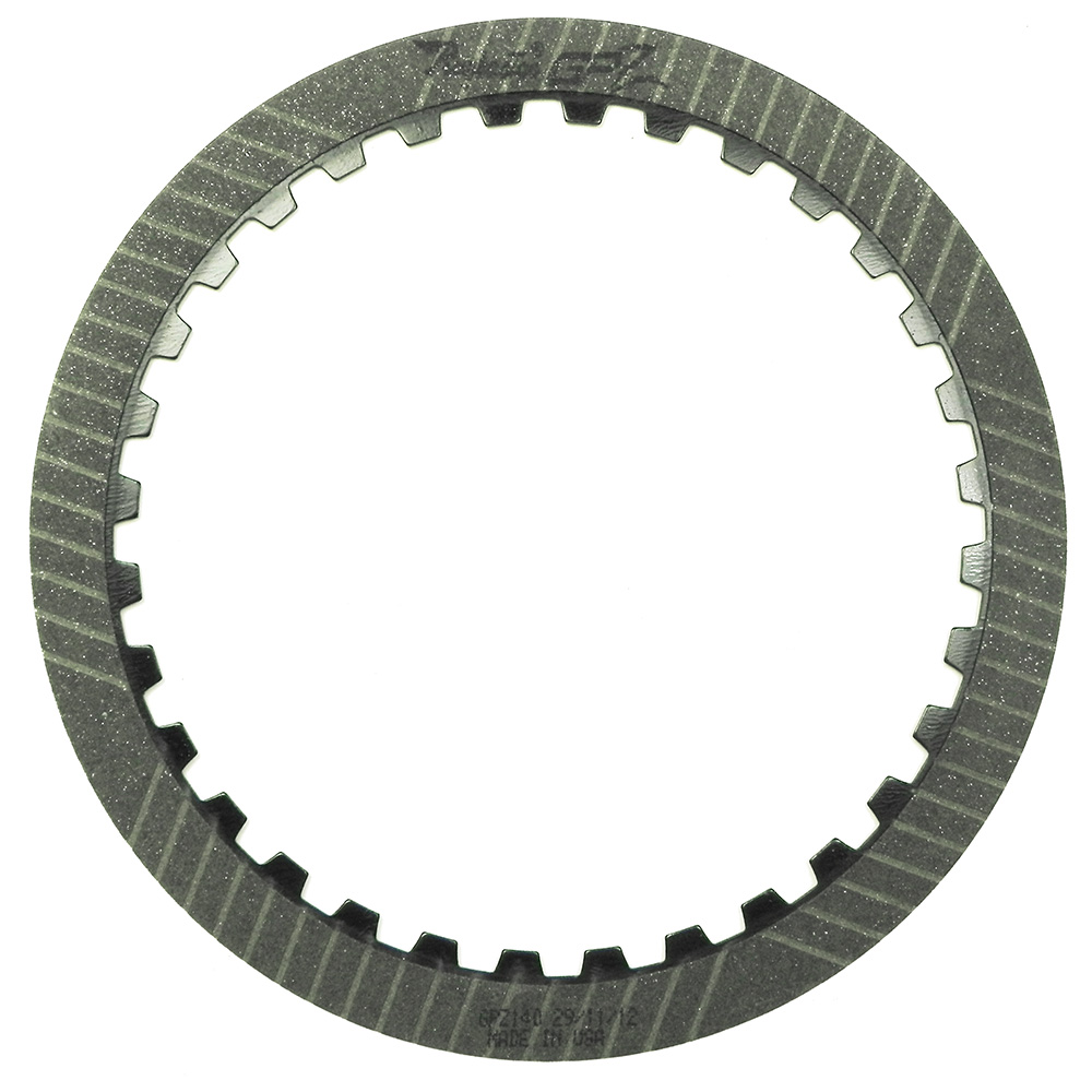 GPZ140 | 2012-2013 Friction Clutch Plate GPZ Overdrive