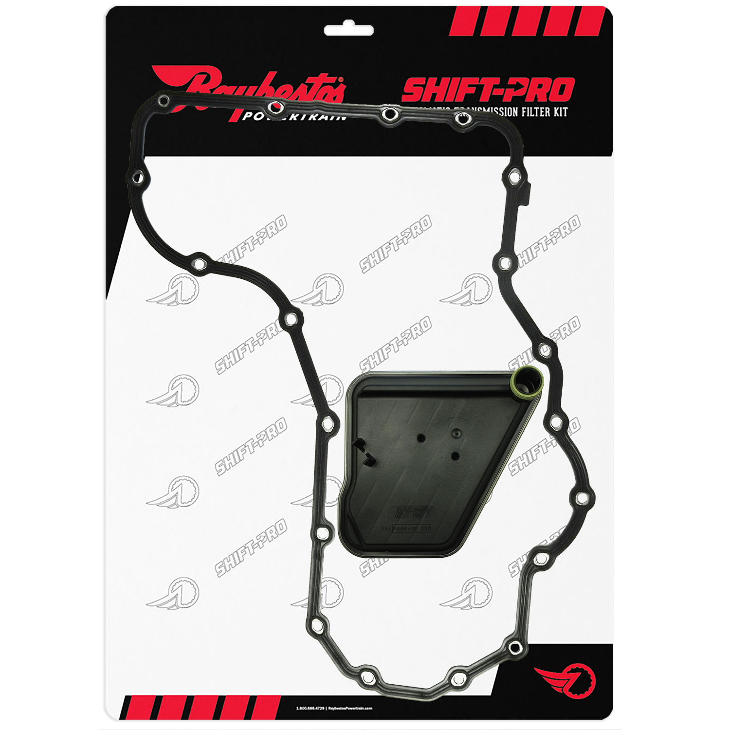 AX4S SHO Transmission Filter Kit