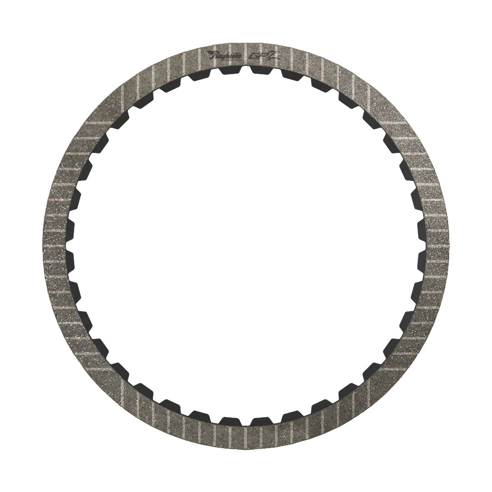 A8TR1 8th, Low Reverse Brake Single Sided, ID Spline GPZ Friction Clutch Plate