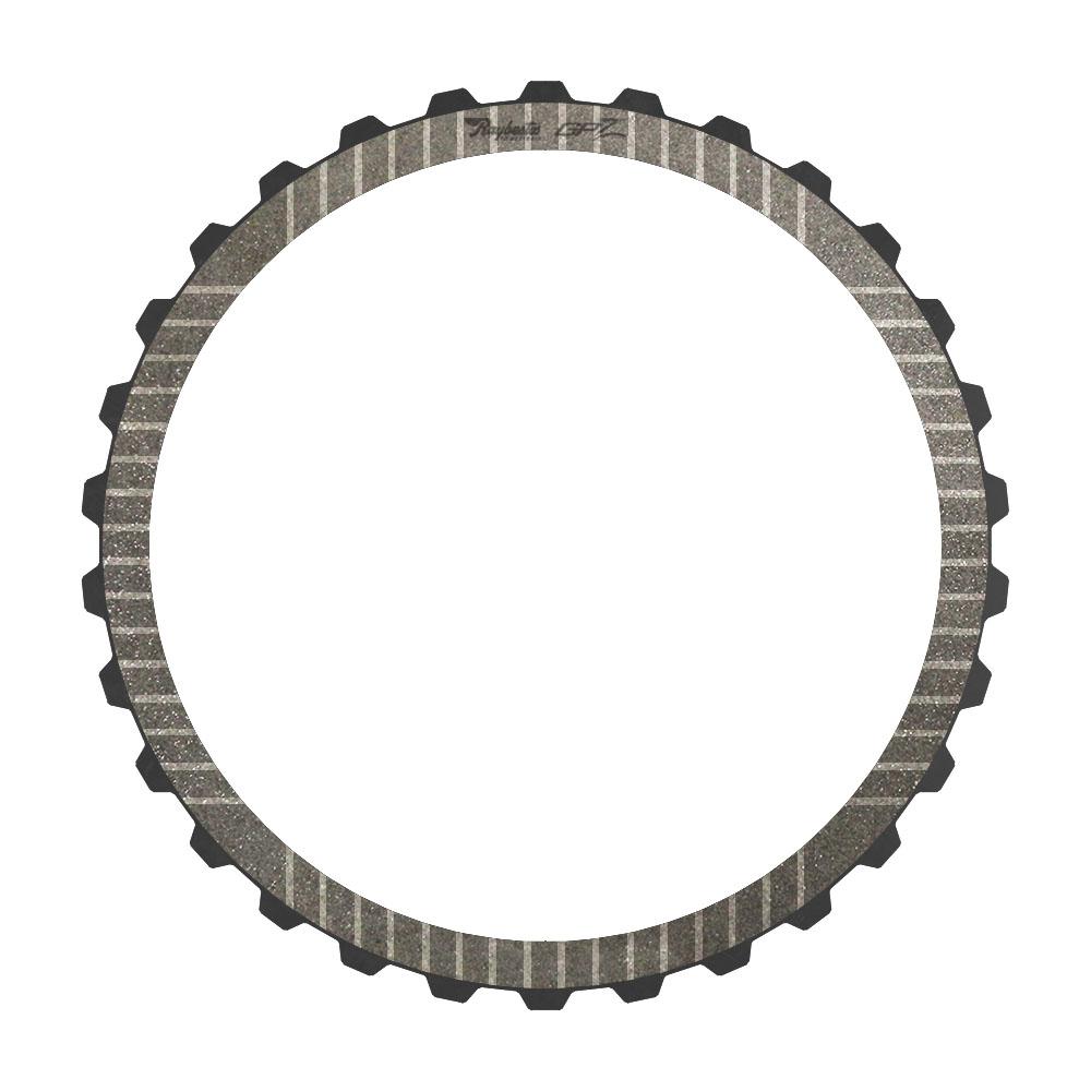 A8TR1 2-7 Brake Single Sided, OD Spline .103 GPZ Friction Clutch Plate