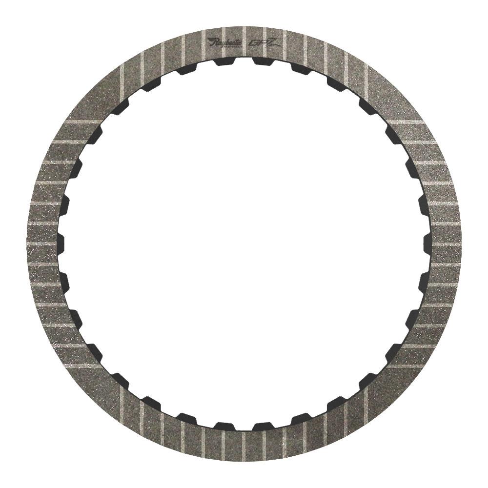 A8TR1 3-5, Reverse Clutch Single Sided, ID Spline GPZ Friction Clutch Plate
