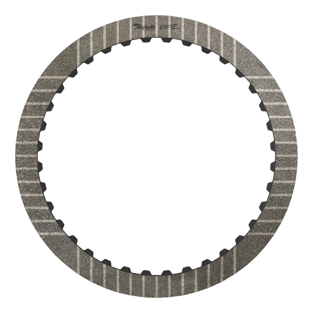 A8TR1 4th, Overdrive Clutch Single Sided, ID Spline GPZ Friction Clutch Plate