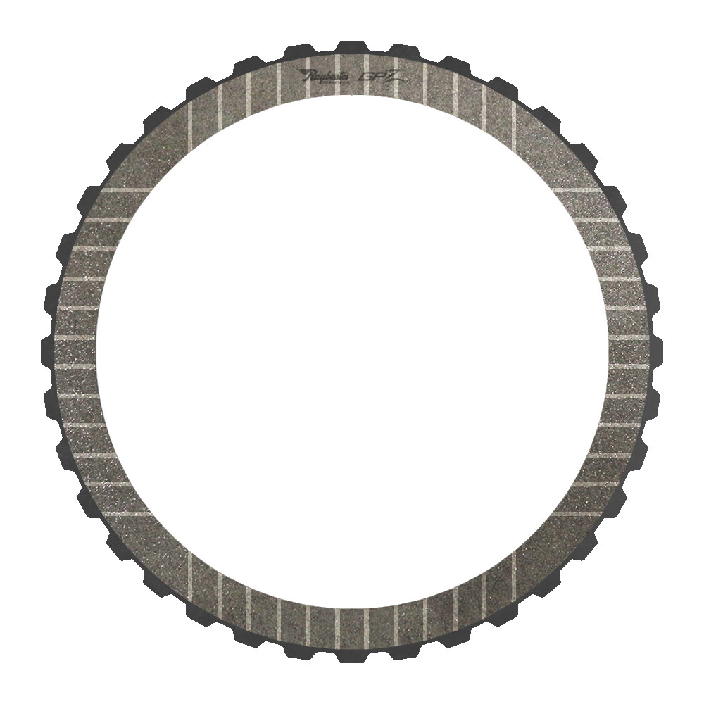 A8TR1 Underdrive Clutch Single Sided, OD Spline GPZ Friction Clutch Plate