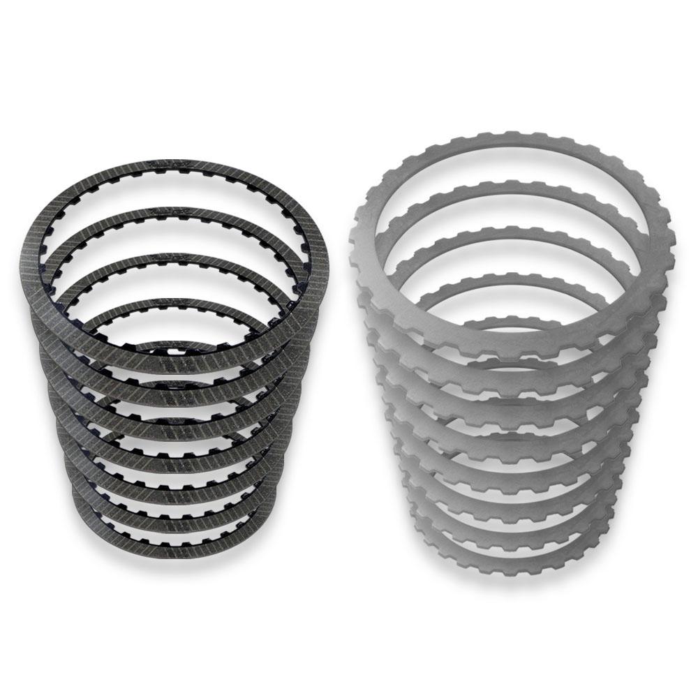 7 GPZ, 6 .069 Steel, 1 .084 Steel, 1 .118 Steel