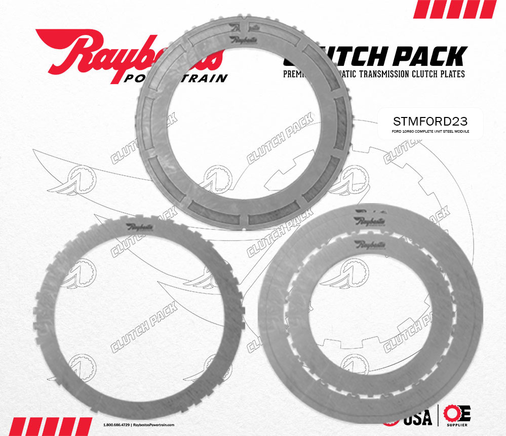10R60 Steel Clutch Pack