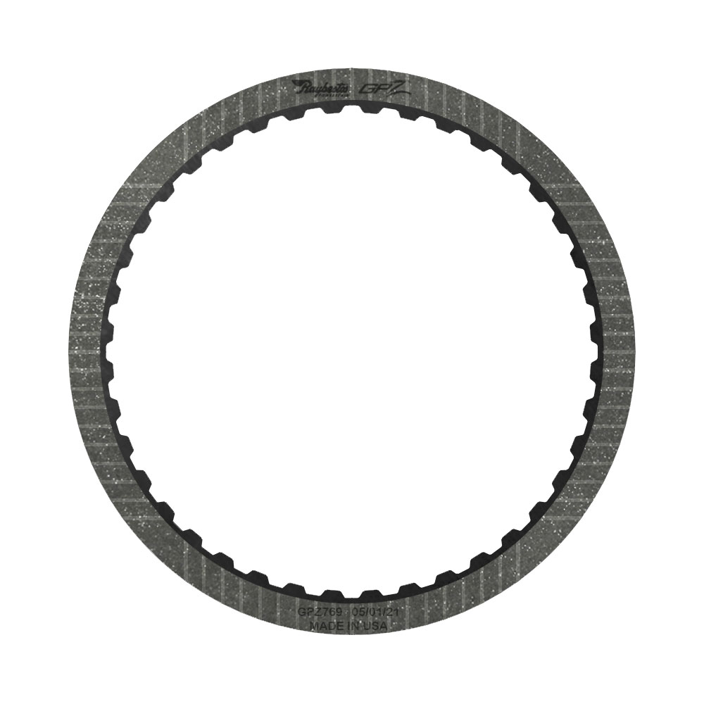 10R60 A Clutch GPZ Friction Clutch Plate