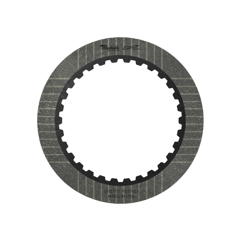 10R60 D Clutch GPZ Friction Clutch Plate