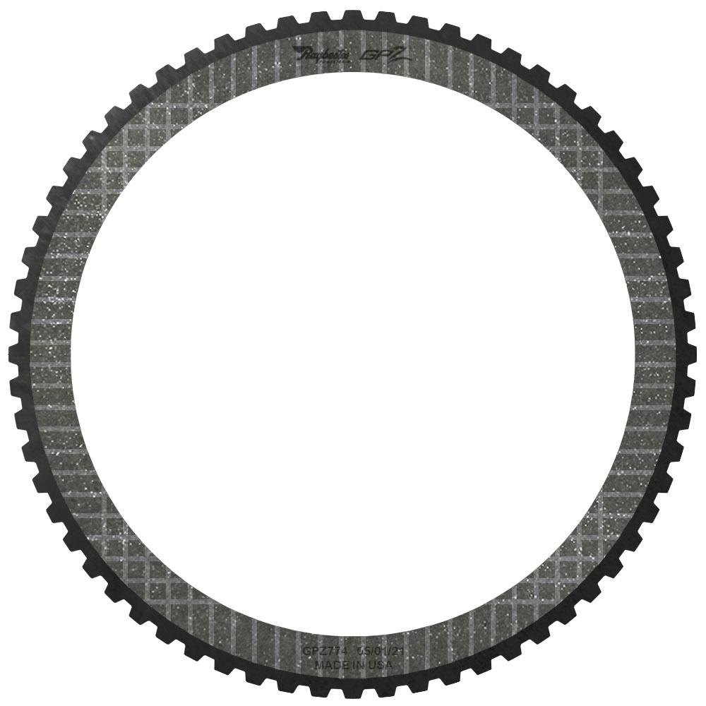 10R60 F Clutch GPZ Friction Clutch Plate