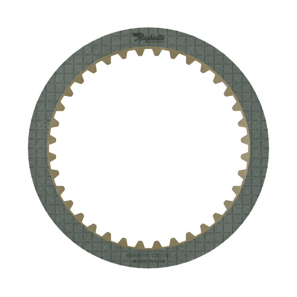 JF018E / RE0F02H Forward High Energy Friction Clutch Plate