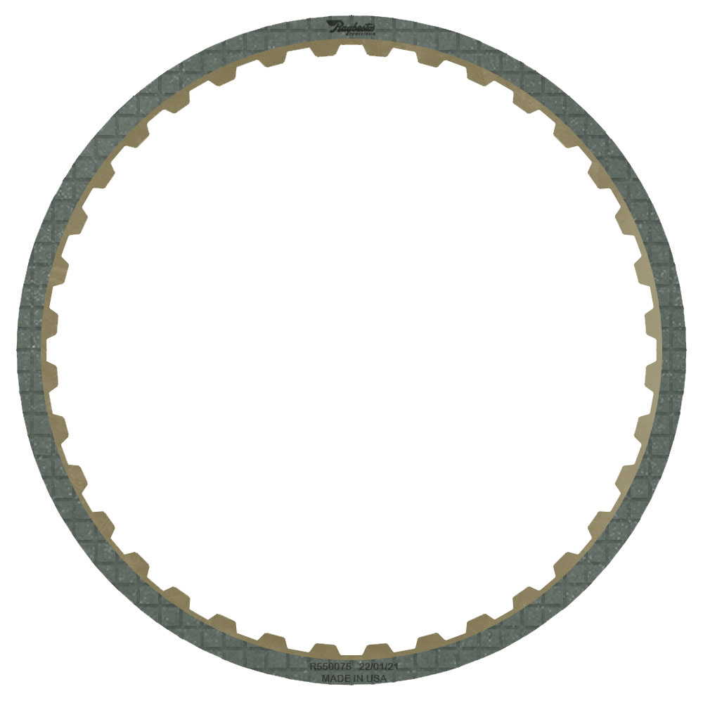 JF018E / RE0F02H Reverse High Energy Friction Clutch Plate