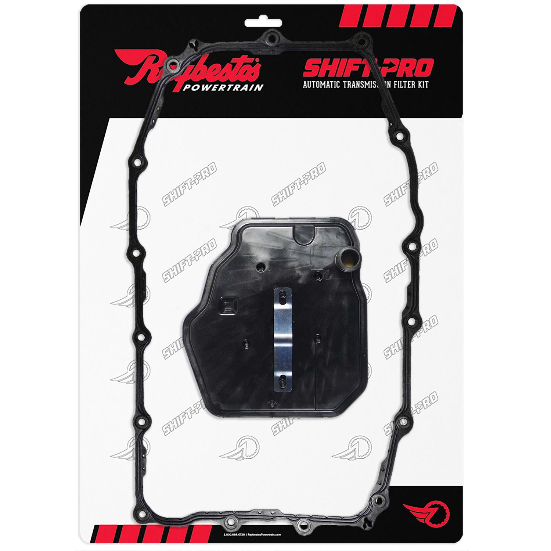8L45, 8L90 Transmission Premium Filter & Gasket Kit