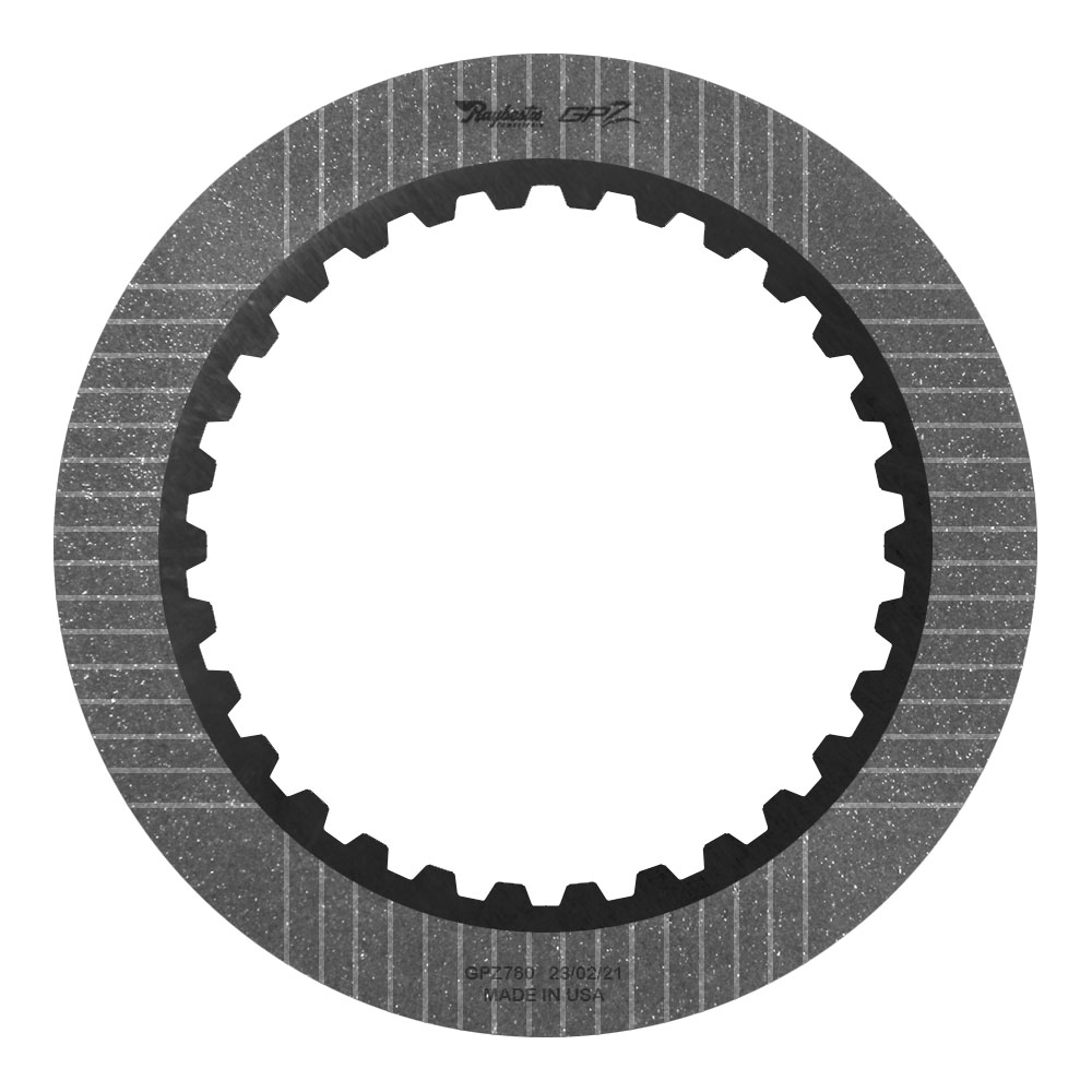 10R140 D Clutch GPZ Friction Clutch Plate