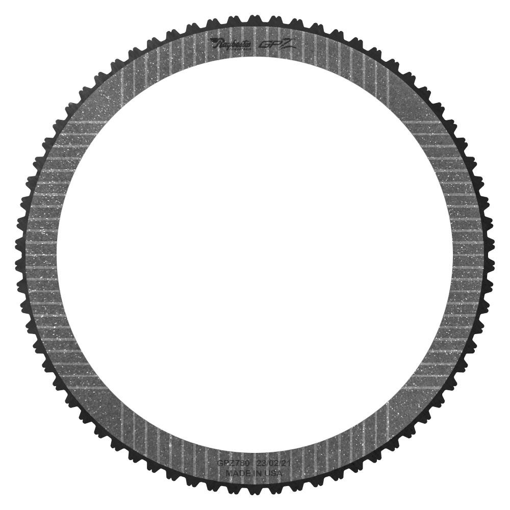 10R140 F Clutch GPZ Friction Clutch Plate