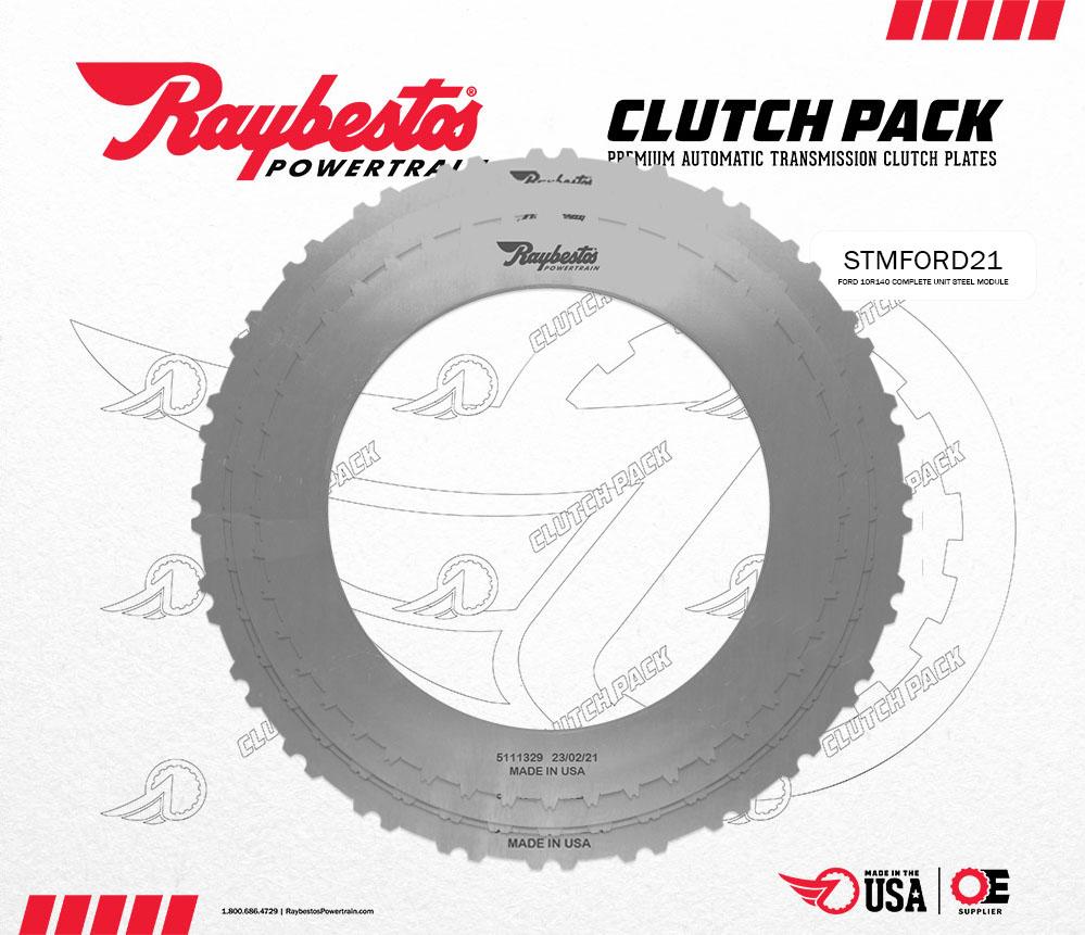 10R140 6.7 Ltr Diesel Steel Clutch Pack