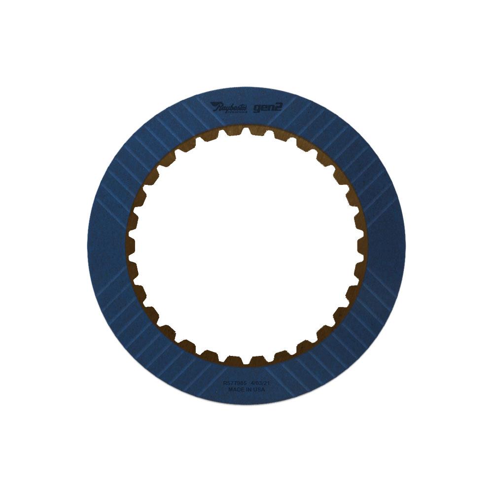 RE5R05A K2 High, Low Reverse Gen2 Blue Friction Clutch Plate